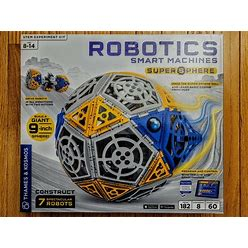 Thames & Kosmos Robotics: Smart Machines - Super Sphere