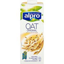 Alpro Longlife Oat Milk Alternative Delivered To USA