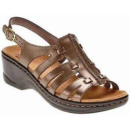 Women's Clarks Lexi Marigold Sandal, Size: 12, Brown