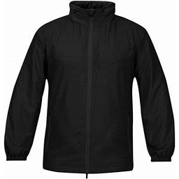 Propper Packable Lined Polyester Lightweight Durable Water Resistant Wind Jacket, Adult Unisex, Size: Medium