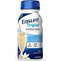 Ensure Original Nutritional Shake Size Pack Of 6 | Milk Chocolate | Carewell