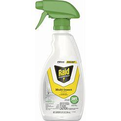 Raid Essentials 12-Fl Oz Natural Home Pest Control Trigger Spray | SCJ321029