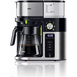 Braun Multiserve Drip Coffee Maker - KF9050