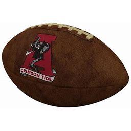 Alabama Crimson Tide Official-Size Vintage Football