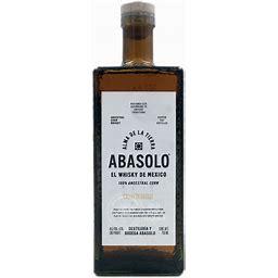 Abasolo El Whisky De Mexico 750Ml   Old Town Tequila