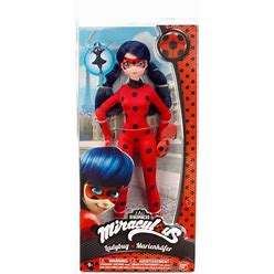 Bandai Miraculous Ladybug Fashion Doll - Real Authentic Brand In Box