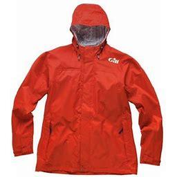 Gill Men's Red Marina 100% Waterproof Lightweight Jacket - XS, Size: XS