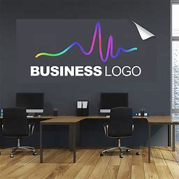 Business Wall Decals - 1 Qty