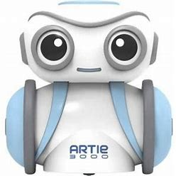 Educational Insights Artie 3000 The Coding Robot - Skill Learning: STEAM, STEM, Creativity, Robot, Imagination - 7-12 Year