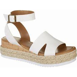 Dept 222 Womens Gia Sandals, Women's, Size: 6M, White
