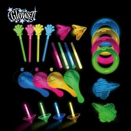 Way To Celebrate Glow Party Favors, Multicolor