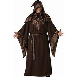 Mystic Sorcerer Adult Halloween Costume, Men's, Size: 3XL