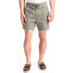 Weekenders Weekender Men's Original Deck Shorts, Olive, 42, Green