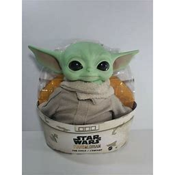 Star Wars: The Mandalorian 11' The Child Plush Baby Yoda Toy