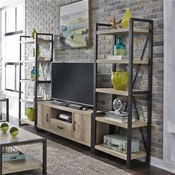 Sun Valley 439-ENTW-OEC Entertainment Center With Piers
