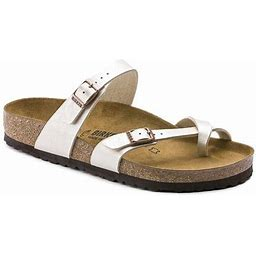 Birkenstock Women's Mayari Sandal, Size: 41, Beige