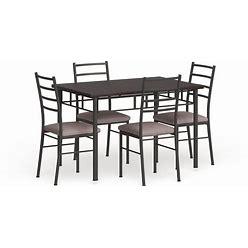 Porch & Den Muskego 5-Piece Dining Set