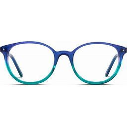 Prescription Glasses Muse Gladys | Available With Blue Light Blocking | Single Vision Value/Silver Lens Package Included