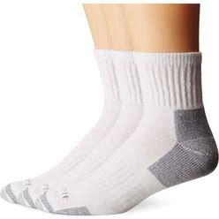 Carhartt Men's All Season Cotton Quarter Work Sock, Pack Of 3