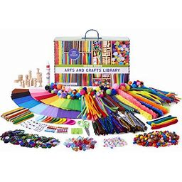 Arts And Crafts Supply Library | Craft Kits From Kid Made Modern