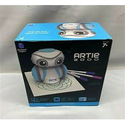 Educational Insights Artie 3000 The Coding Robot Steam Toy