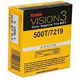 Kodak VISION3 500T Color Negative Film 7219 (Super 8, 50' Roll) 8955346