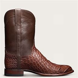 The Townes | Alligator Roper Boot