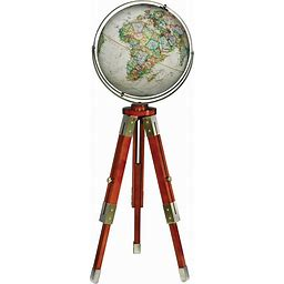 Eaton III Floor Globe By National Geographic
