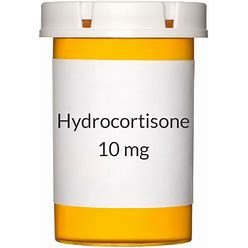 Hydrocortisone (Generic Cortef) 10Mg Tablet (30-270 Tablets)