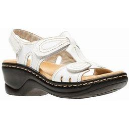 Women's Clarks Lexi Walnut Sandal, Size: 7.5, Brown