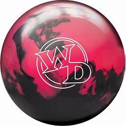 Columbia 300 White Dot Pink/Black Bowling Ball