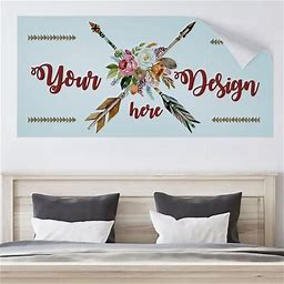 Custom Wall Decals - 1 Qty