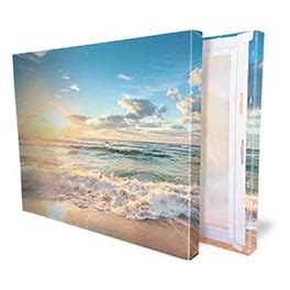 """Turn Picture Into Painting - Affordable Canvas Prints - 8""""X8"""" - Custom Canvas Prints"""