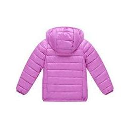 Unomatch Kids Boys Thin Autumn & Winter Cotton Padded Jacket, Boy's, Size: 8, Purple