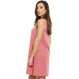 401504-ghy-2x Just Love Summer Dresses / Short Dress (Heathered Red, Large), Women's
