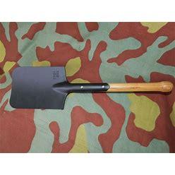 Sapper Shovel M31 Army Tedesco-Ww2 German Army Field Shovel