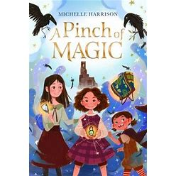 A Pinch Of Magic By Michelle Harrison (Hardcover)