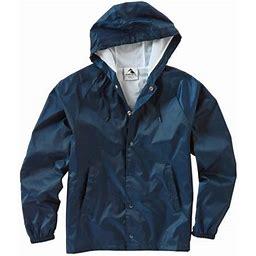 Augusta Sportswear Hooded Coach's Jacket 3102, Men's, Size: Small, Green