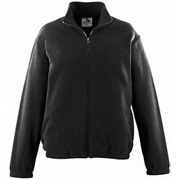 Chill Fleece Full ZIP Jacket Black M, Adult Unisex, Size: Medium