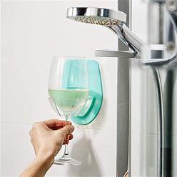 Sipski Bath | Sipski Wine Holder | Color: Blue/Green | Size: Os