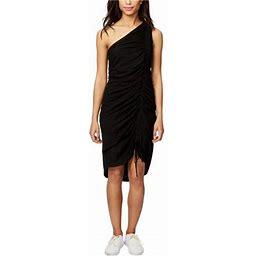 Rachel Rachel Rachel Roy Womens Asymmetrical One Shoulder Dress, Women's, Size: XS, Black