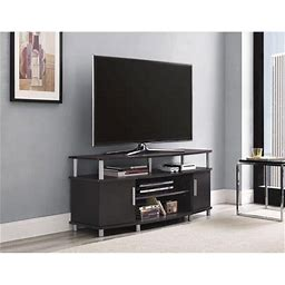 Carson TV Stand, For Tvs Up To 50 Inch, Multiple Finishes - Espresso, Brown