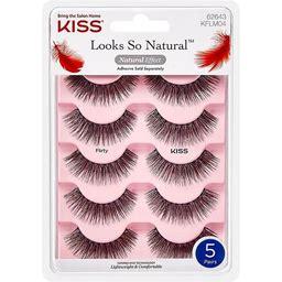 KISS Looks So Natural Lash Flirty Multipack