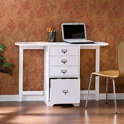 Southern Enterprises Fold-Out Laptop/Writing Desks