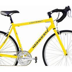 Aluminum Road Bicycles Bikes Dawes Lightning DT