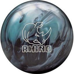 Brunswick Rhino Metallic Blue/Black Pearl Bowling Ball