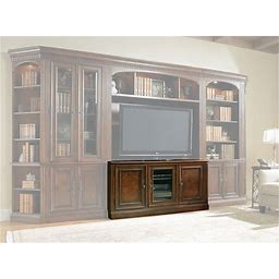 "Hooker Furniture 62"" Home Entertainment European Renaissance II Entertainment Console"