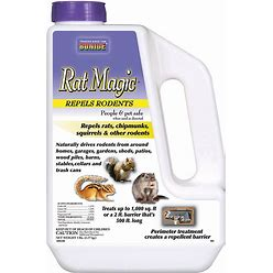 Rat Magic Repellent 5 Lbs. - Indoor Pest Controls - Mice & Rodents - Gardener's Supply