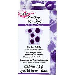 Tulip One-Step Tie-Dye Kit Tie Dye, Purple