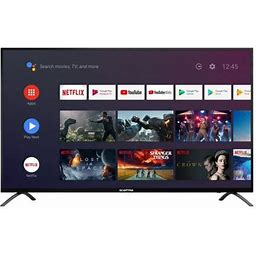 Sceptre 55 Inch Class TV (2160p) Android Smart 4K LED TV With Google Assistant (a558cv-u) Size: 55 Inch, Black